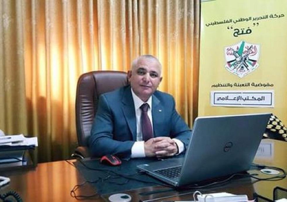 منير الجاغوب مسؤول الإعلام في مفوضية فتح