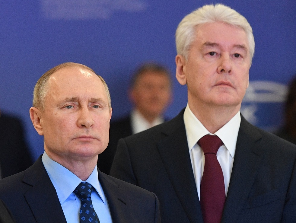 بوتين يشيد بمؤشرات تطور موسكو