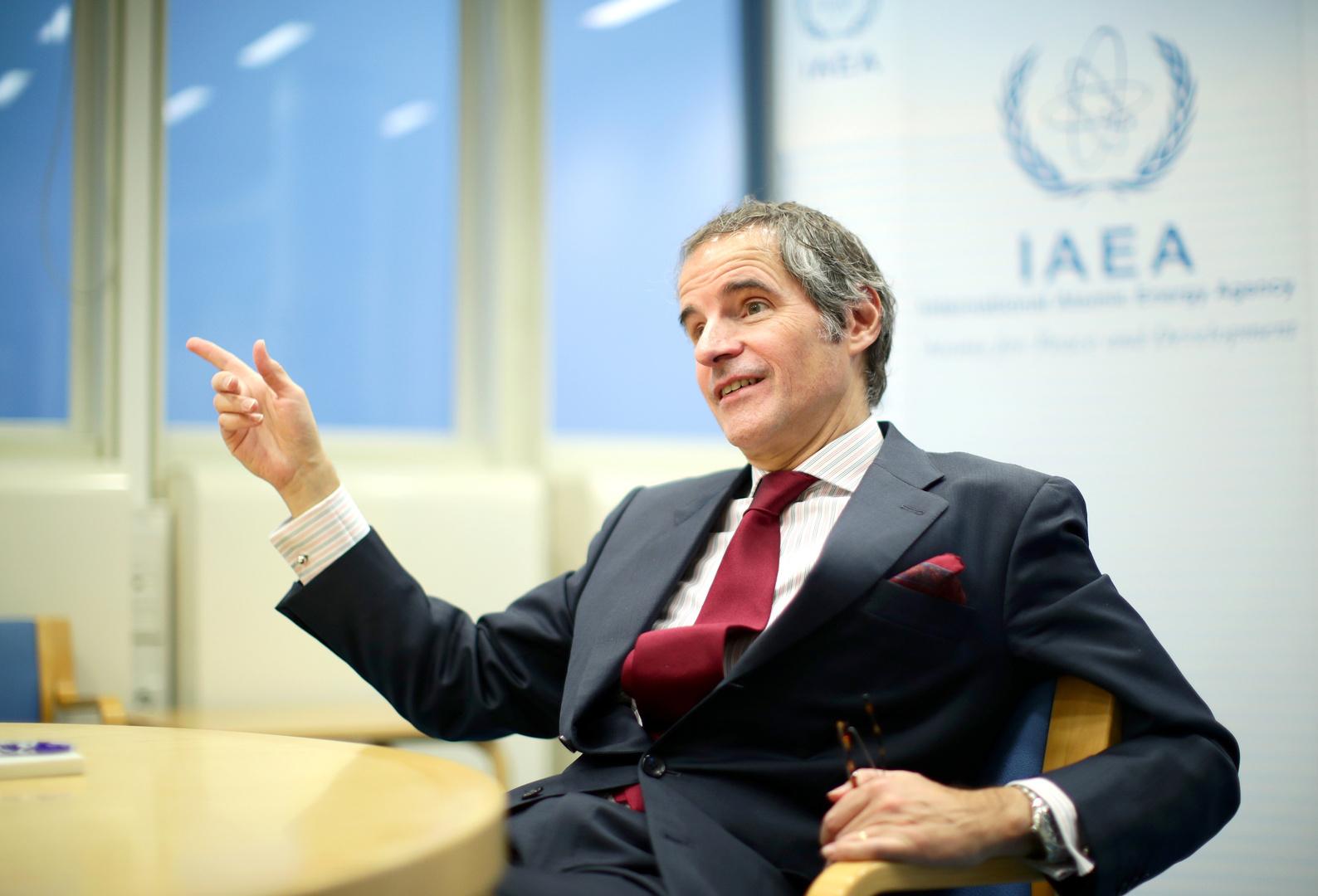 مدير الوكالة الدولية للطاقة الذرية يتوجه إلى إيران