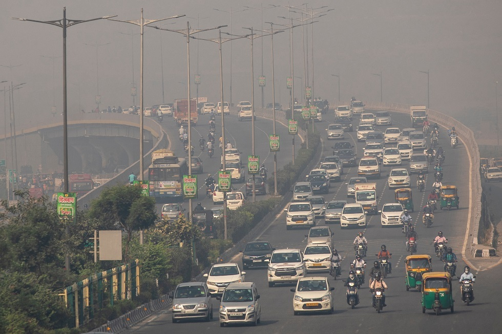 لم تشهدها منذ 46 عاما.. أمطار غزيرة تشل حركة مطار نيودلهي في الهند