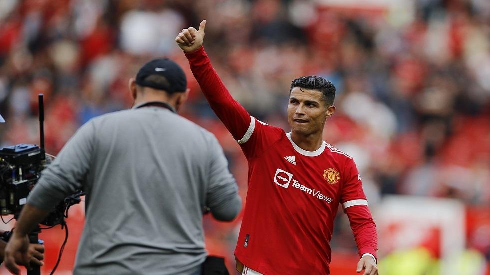 رونالدو يوجه رسالة لمشجعي مانشستر يونايتد بعد تألقه في مباراة نيوكاسل