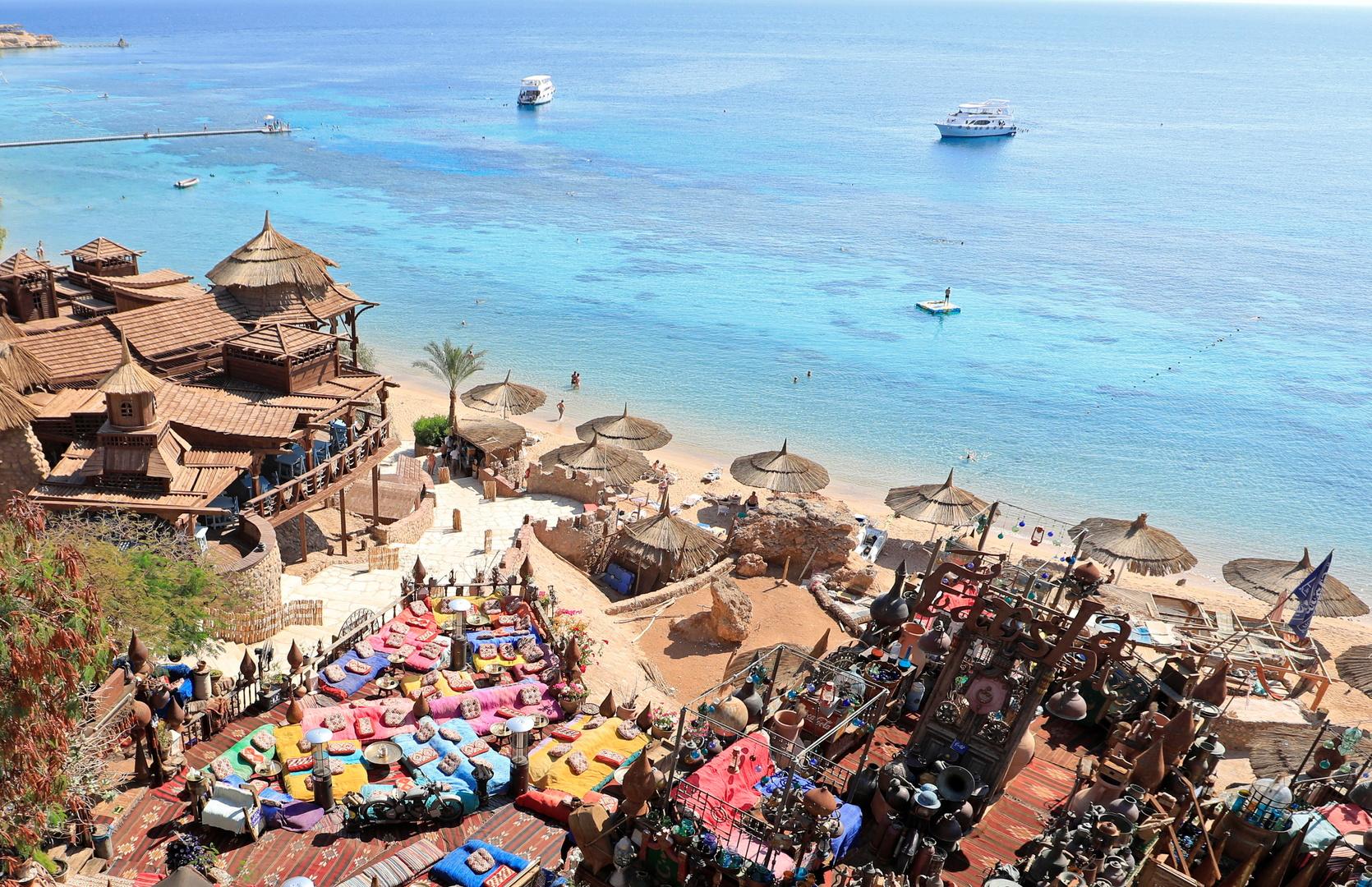 منتجع سياحي في شرم الشيخ