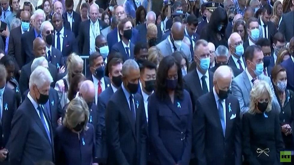الأمريكيون يحيون ذكرى هجمات 11 سبتمبر