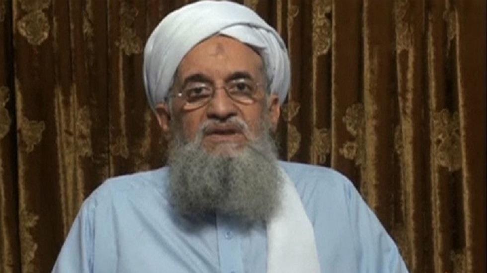 زعيم تنظيم القاعدة أيمن الظواهري