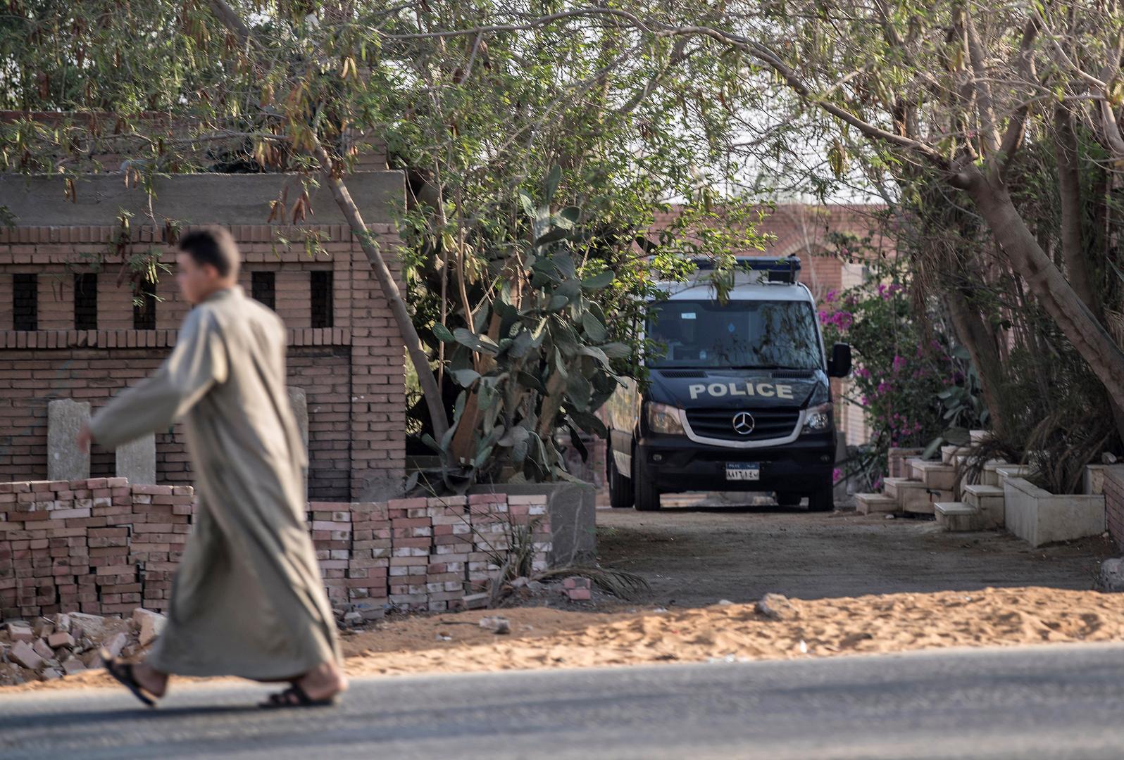 مصر.. أم ثكلى تروي التفاصيل الأليمة لمقتل ابنها في واقعة