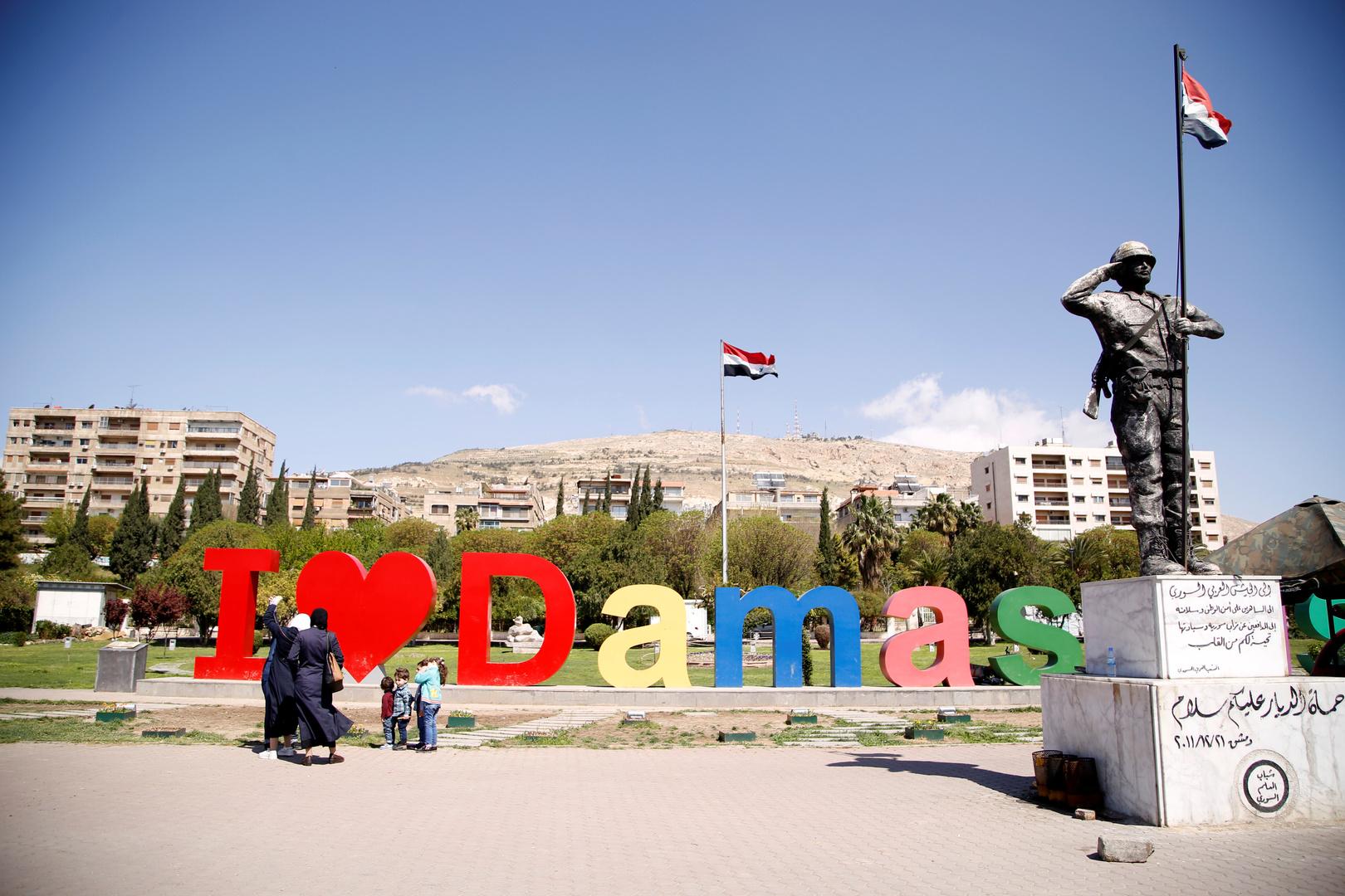 وزير النفط السوري: خط الغاز العربي جاهز داخل سوريا