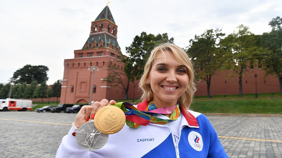 Two Olympic medals stolen from Russian tennis star Vesnina