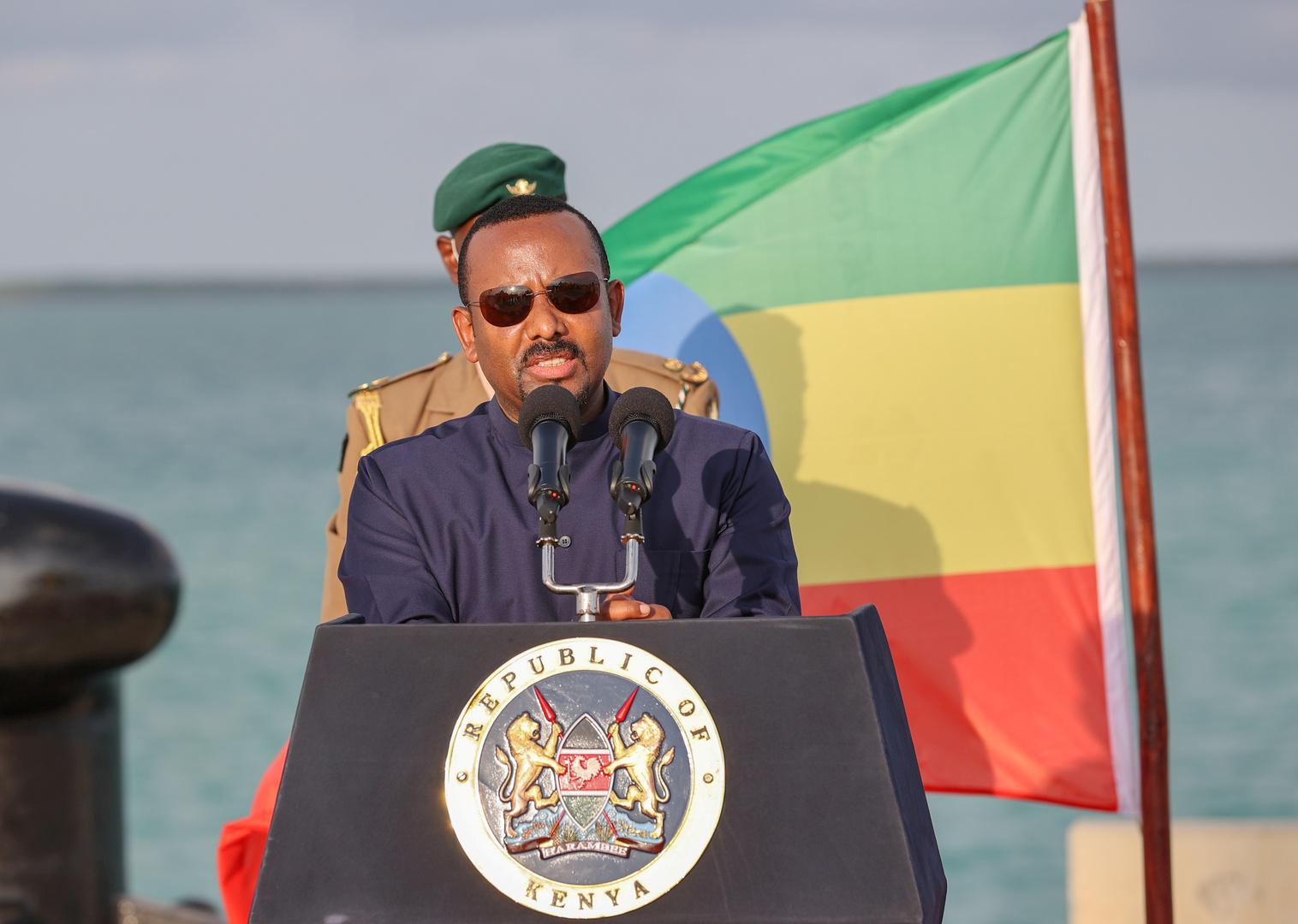 أبي أحمد يحتفل بالسنة الإثيوبية الجديدة بالزي العسكري ويشيد بقوات بلاده العسكرية (صور)