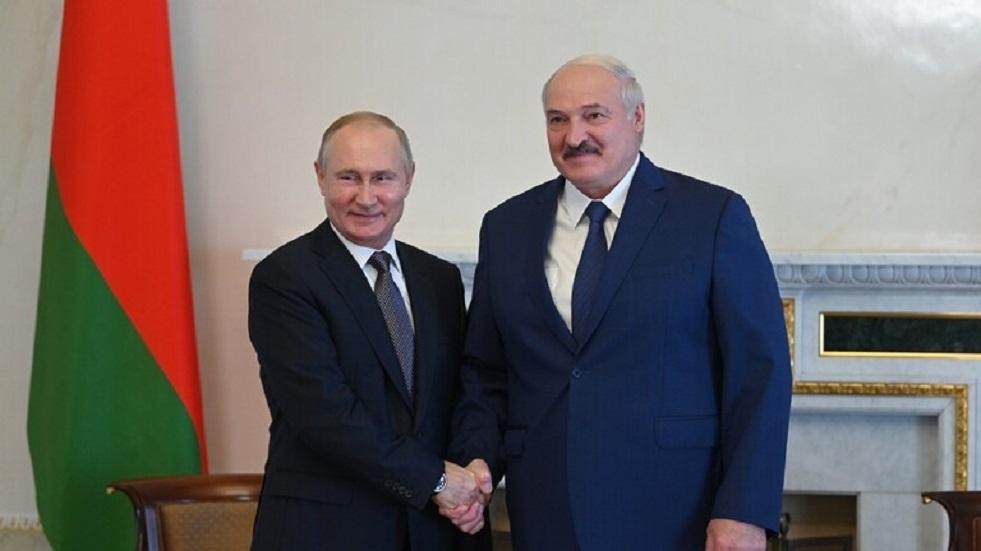 الرئاسة البيلاروسية: لقاء بوتين ولوكاشينكو كان مثمرا جدا
