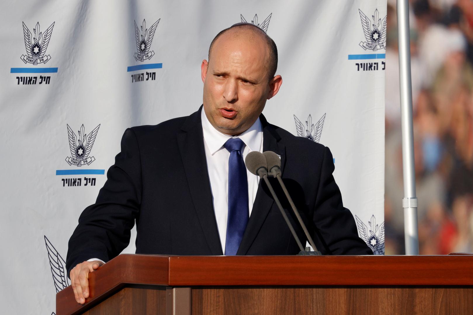 بينيت: تمت تسوية إرسال المنحة القطرية إلى غزة