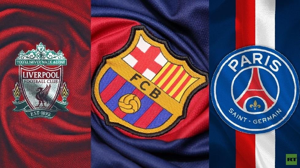 برشلونة يصارع باريس سان جيرمان وليفربول على ضم هداف ميلان