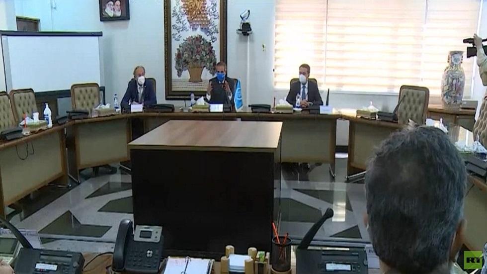 غروسي: اتفقنا مع طهران على رقابة المنشآت