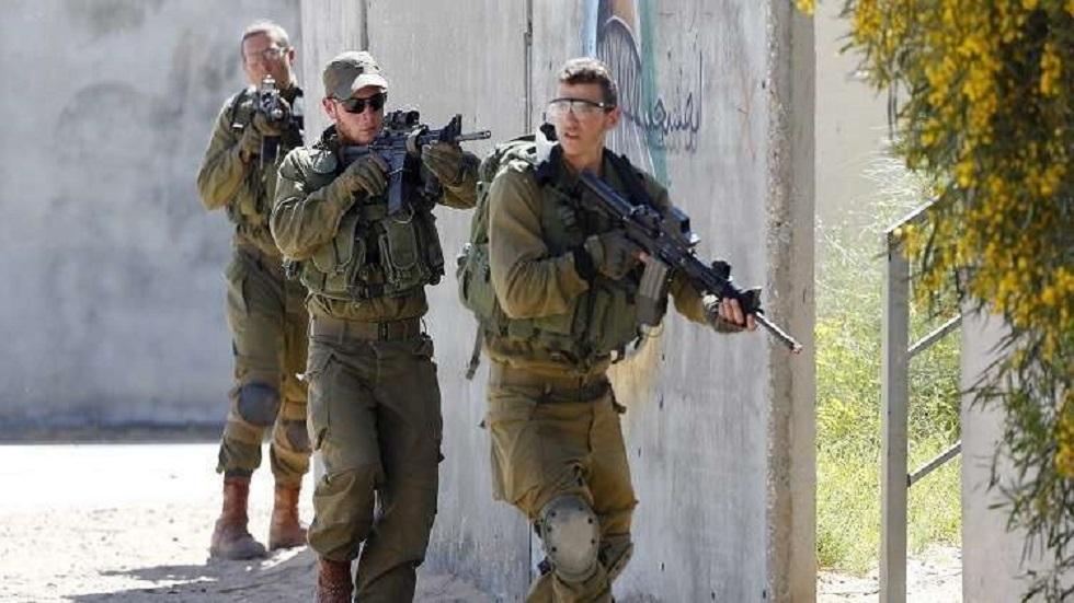 عناصر من القوات الإسرائيلية - صورة من الأرشيف -