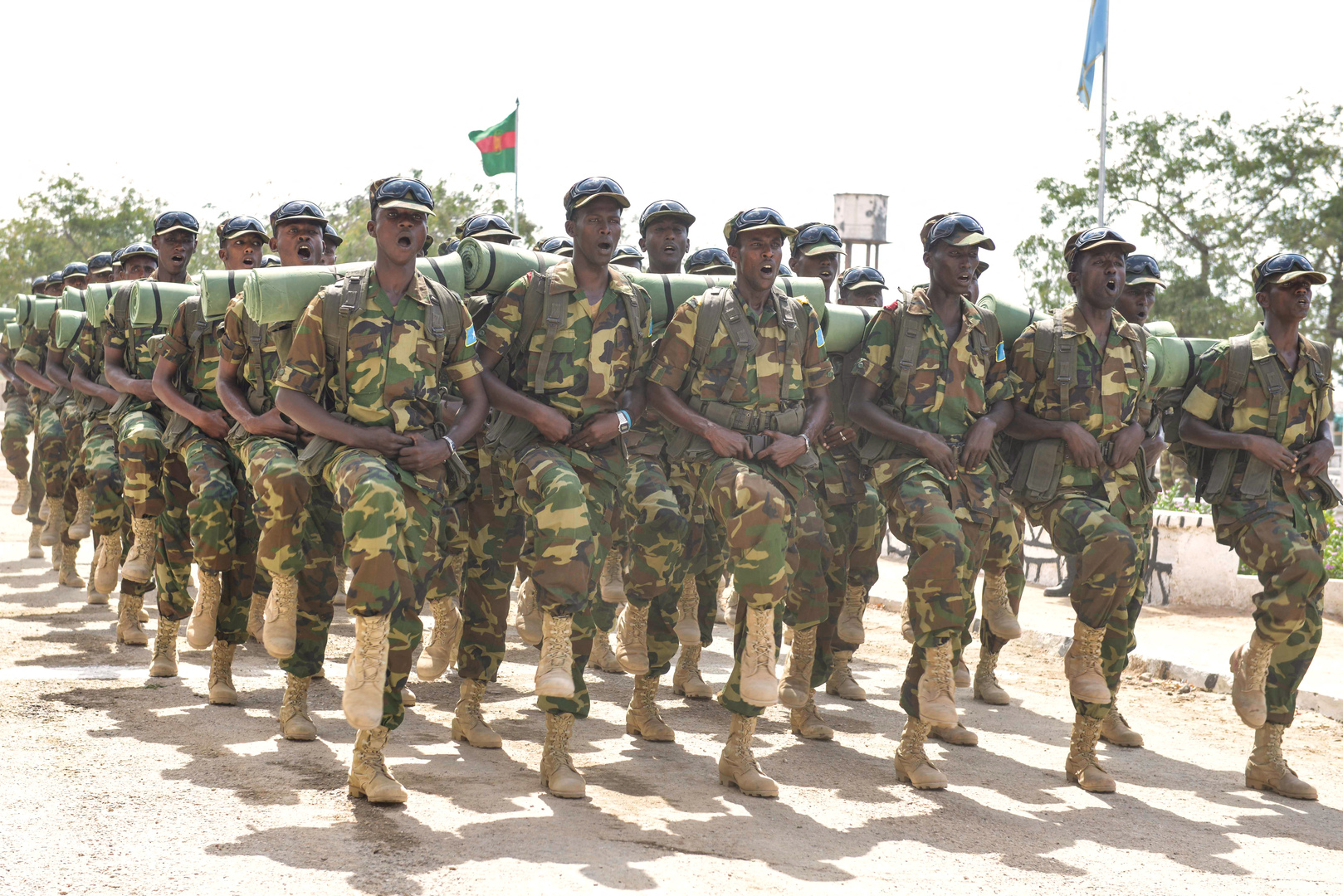 الجيش الصومالي يستعيد عددا من القرى استولت عليها