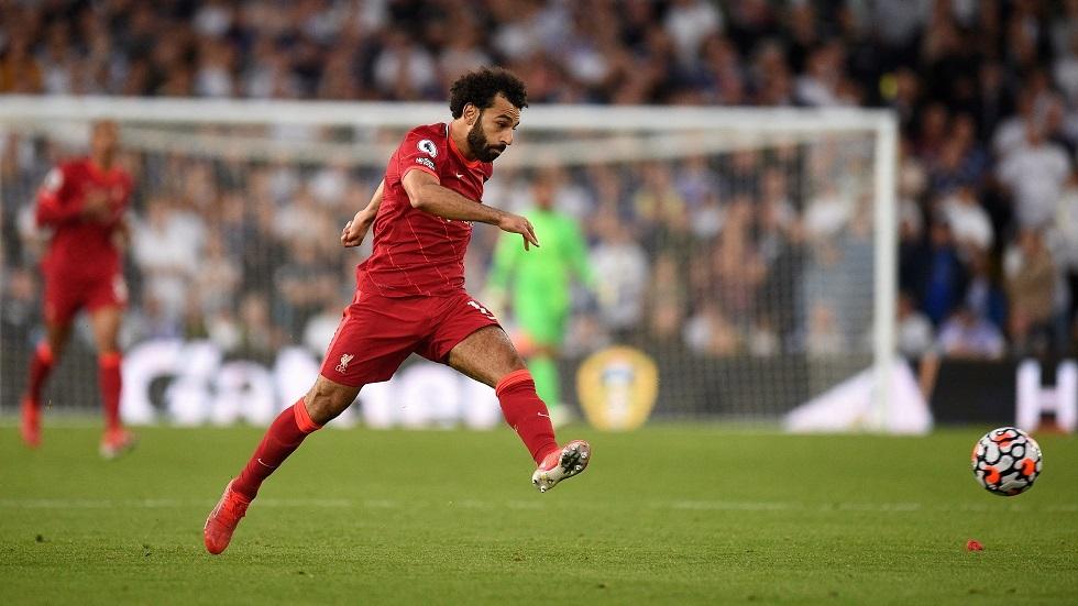 ليفربول يطلق لقبا جديدا على صلاح بعد دخوله قائمة عظماء