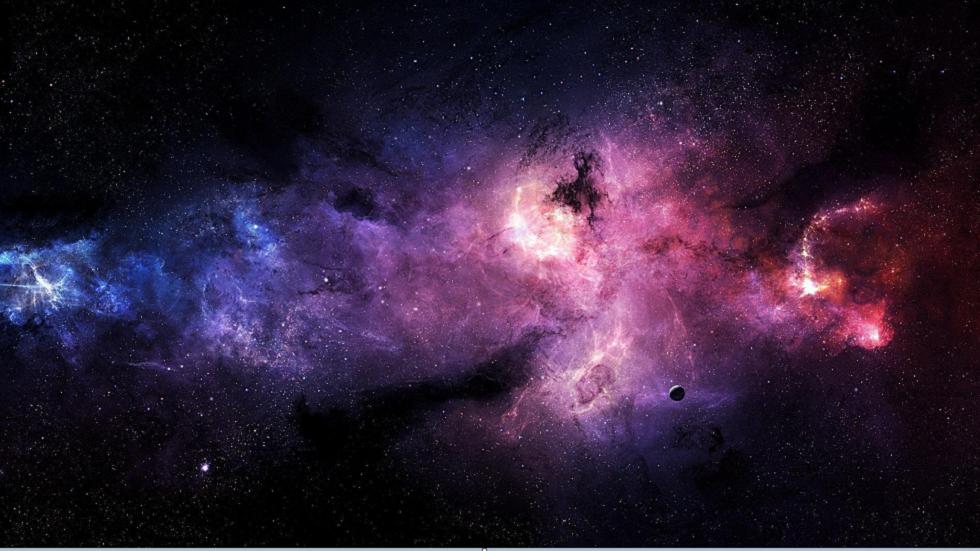 Forskere designer et komplet virtuelt univers!