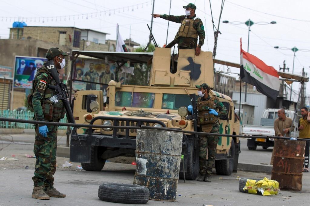 العراق.. صدامات بين