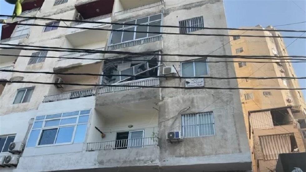 لبنان.. إصابة 7 أشخاص في انفجار مولد كهرباء بعيادة طبية في صور
