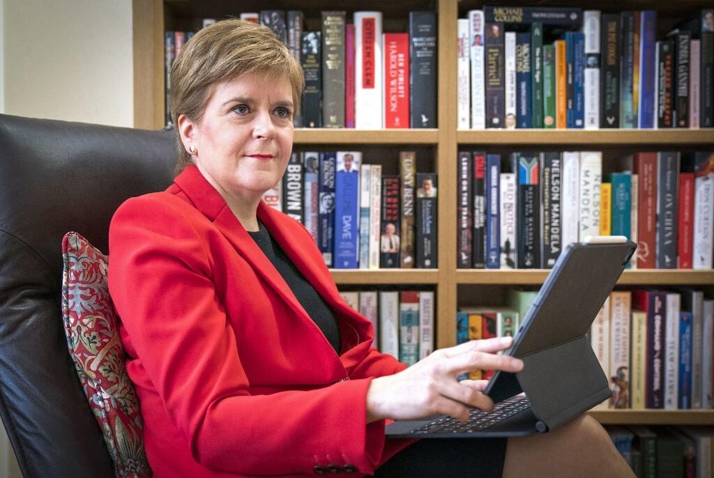 رئيسة وزراء اسكتلندا: لن ننظم أي استفتاء على الاستقلال قبل رفع قيود كورونا
