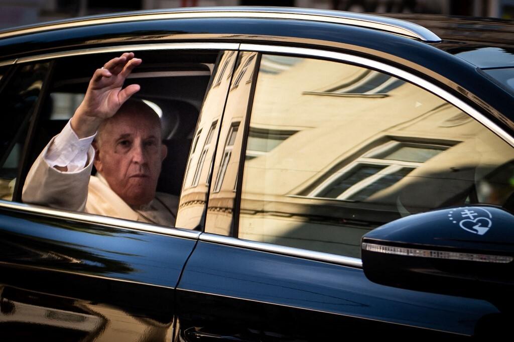 البابا فرنسيس يحذر الدول الأوروبية من