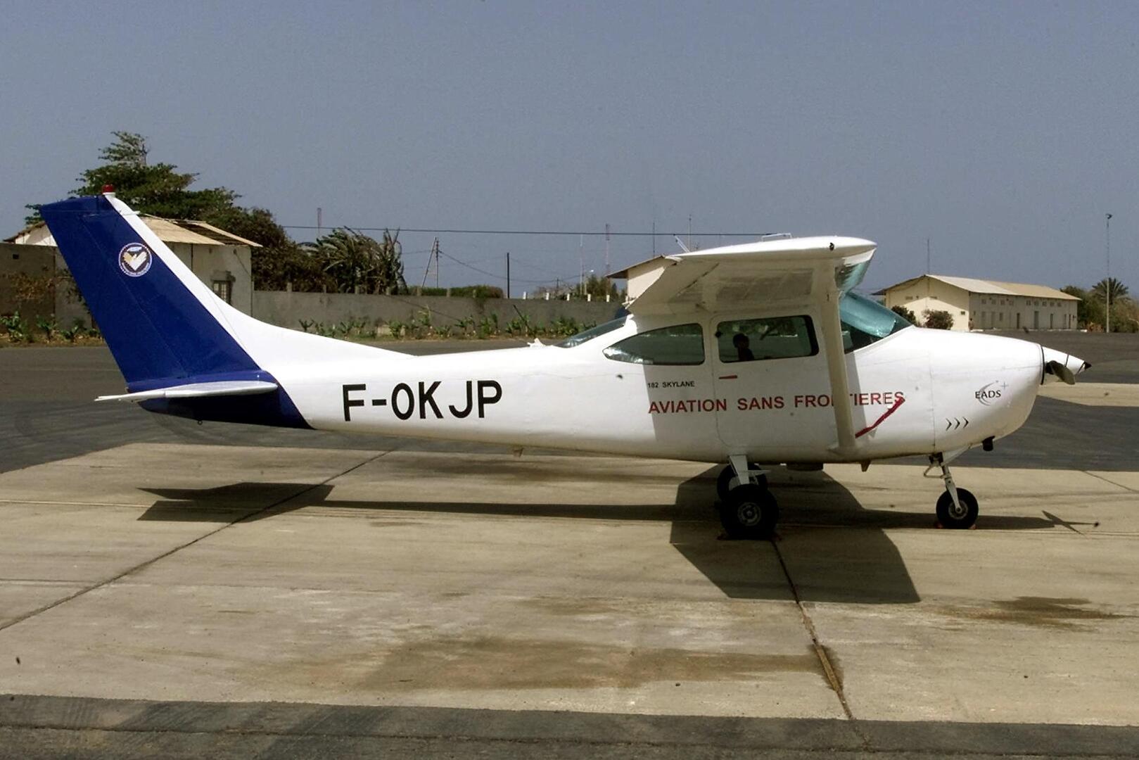 طائرة من طراز Cessna (صورة من الأرشيف)
