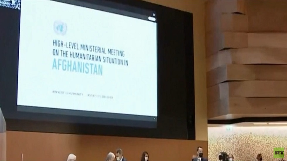 غوتيرش: أكثر من مليار دولار لدعم أفغانستان