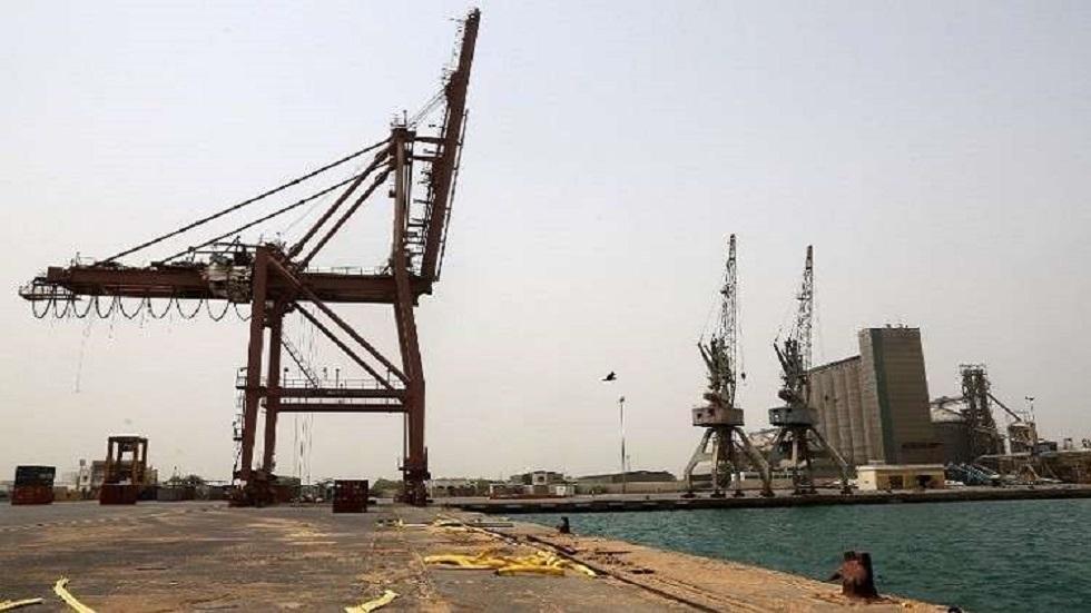 ميناء الحديدة (صورة من الأرشيف)