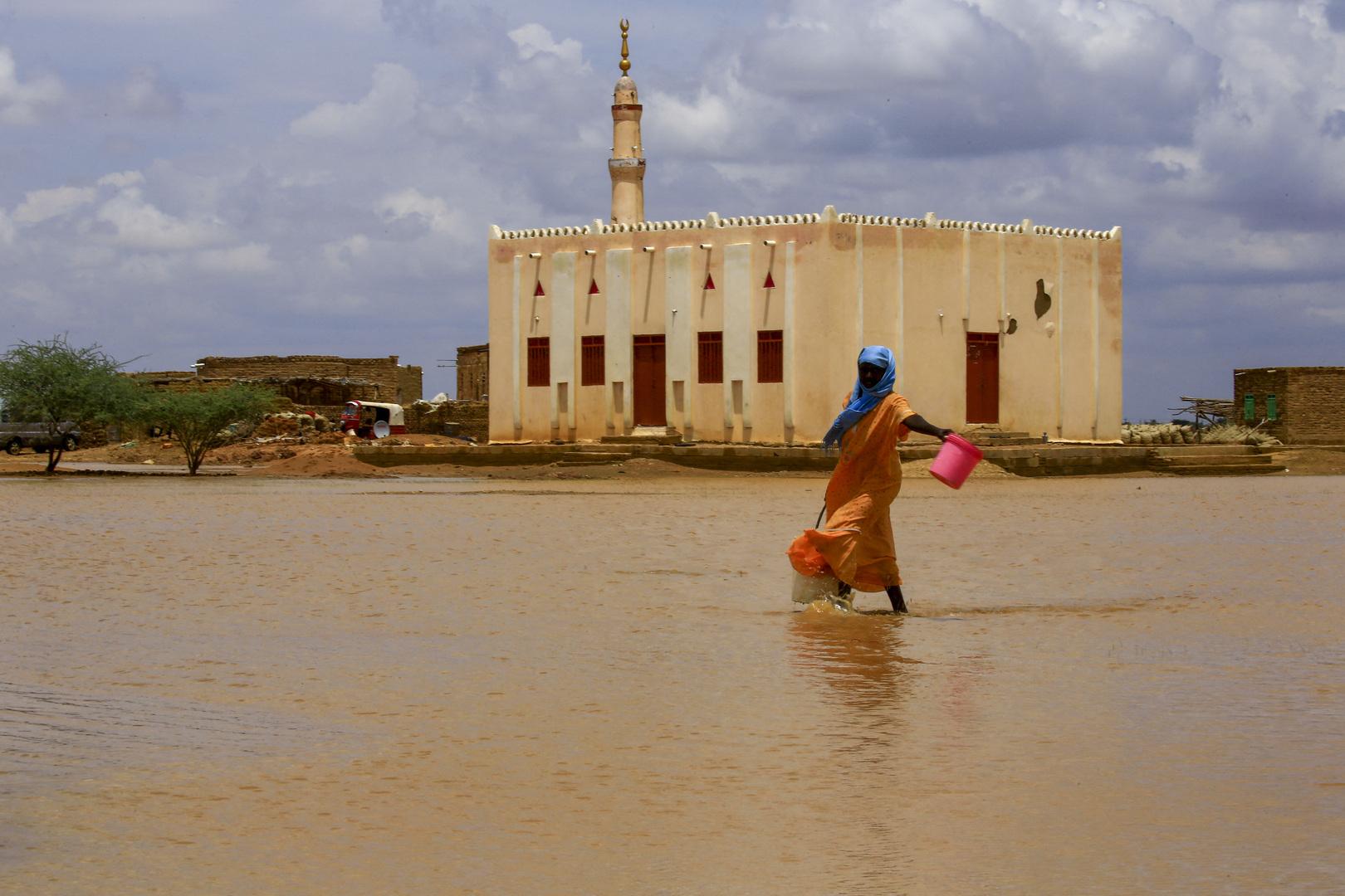 الفياضات في السودان (أرشيف)