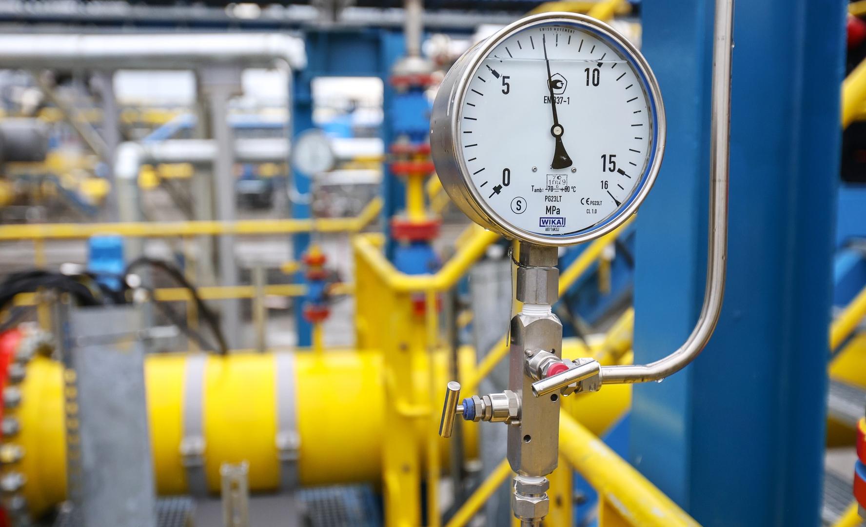 أسعار الغاز في أوروبا تواصل الارتفاع وتبلغ مستويات تاريخية