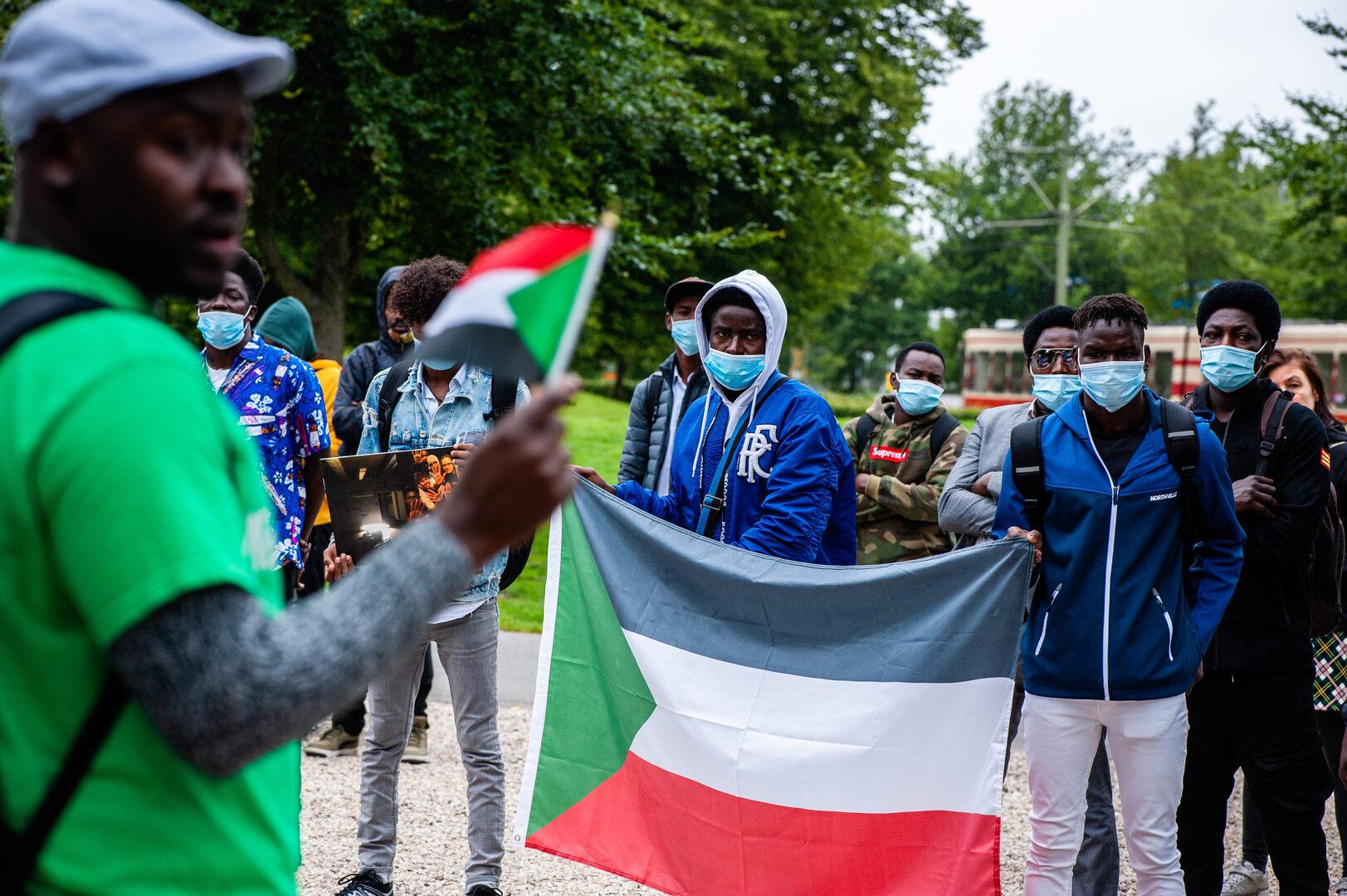Sudan .. Lancering af fælles styrker for at sikre byen El Fasher