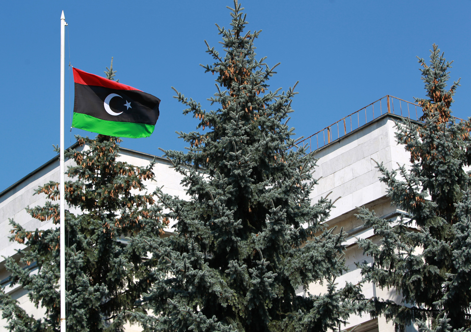 Libyen .. Anholdelse