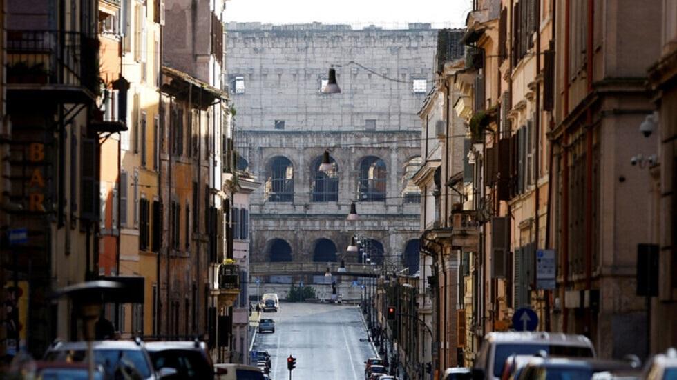 Italien .. en pludselig stigning i Corona skader og dødsfald