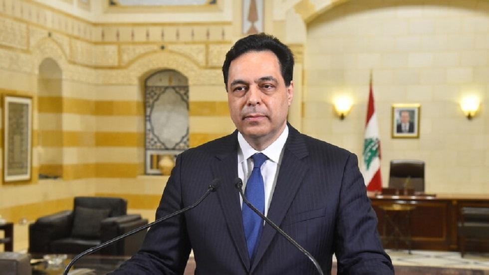 Efter at have været indkaldt til retsvæsenet, rejser Libanons tidligere premierminister til USA