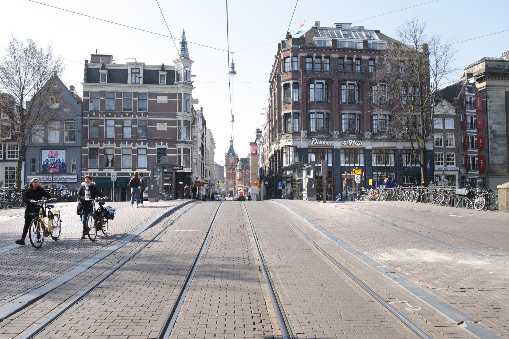 Holland .. annullerer begrænsningen af social distancering fra den 25. september
