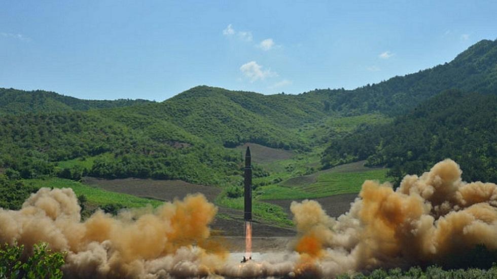 الجيش الكوري الجنوبي : كوريا الشمالية تطلق صاروخين باليستيين تجاه البحر الشرقي