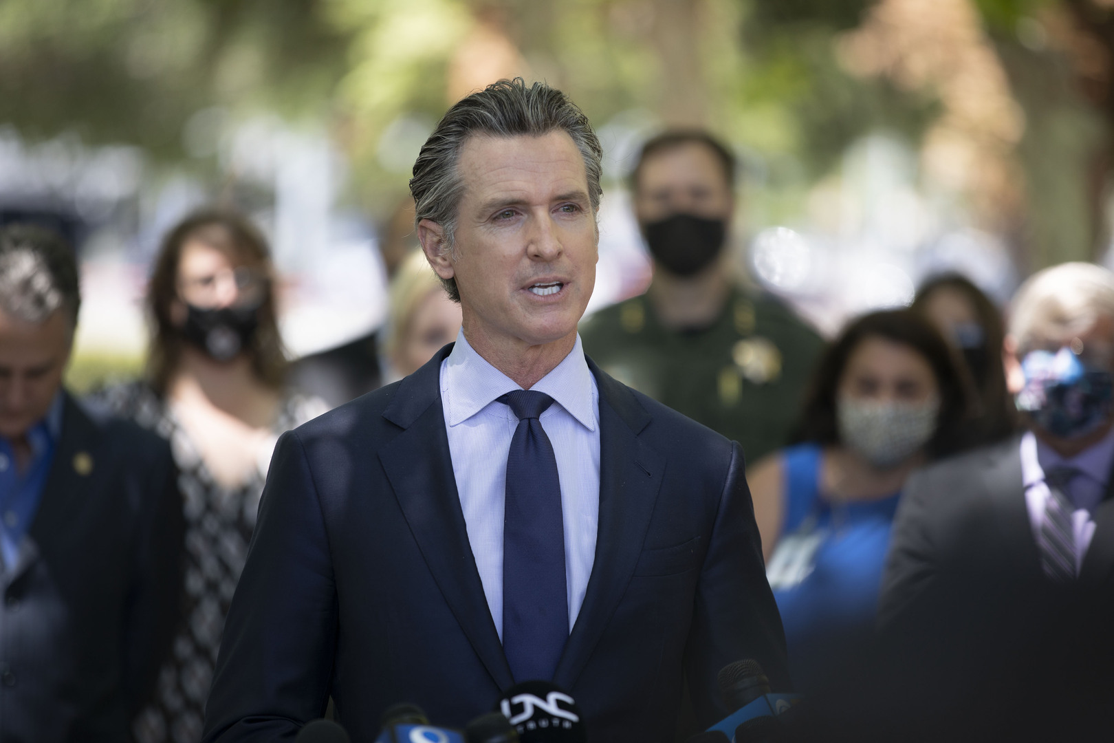 وسائل إعلام: ناخبو كاليفورنيا صوتوا ضد عزل حاكم الولاية