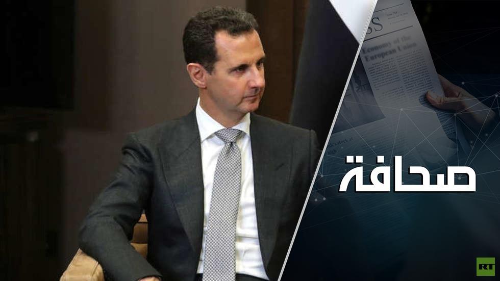 أمل الأسد الأخير في الكرملين