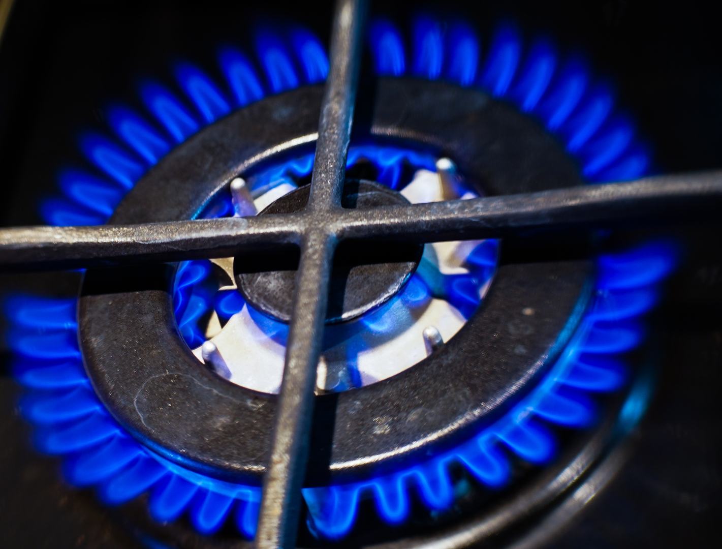 أسعار الغاز في أوروبا تحلق وتسجل مستويات تاريخية