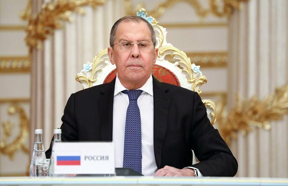 لافروف: روسيا ستتواصل مع الدول الأوروبية المستعدة لذلك