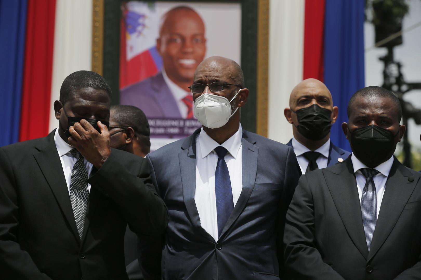 رئيس حكومة هايتي يقيل نائبا بارزا رجح تورطه في اغتيال الرئيس