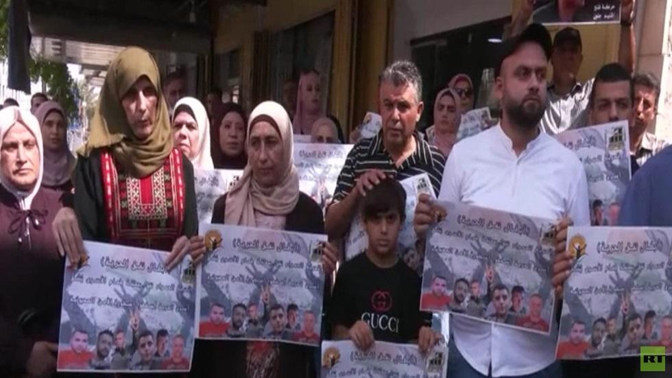 الخارجية الفلسطينية تدعو لحماية الأسرى