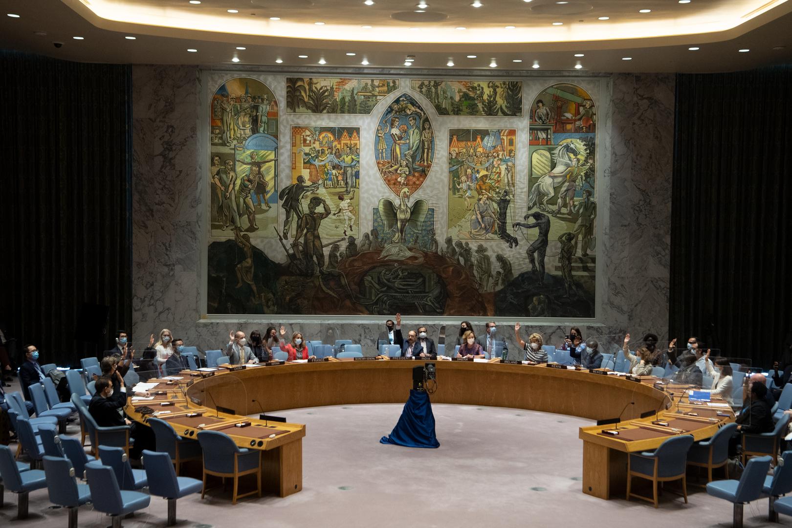 في إجراء تقني.. مجلس الأمن يمدد تفويض البعثة الأممية في ليبيا حتى نهاية سبتمبر