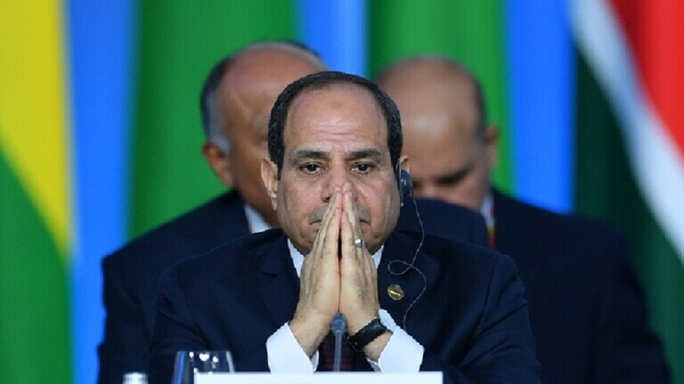السيسي يوجه رسالة لمرشدي قناة السويس