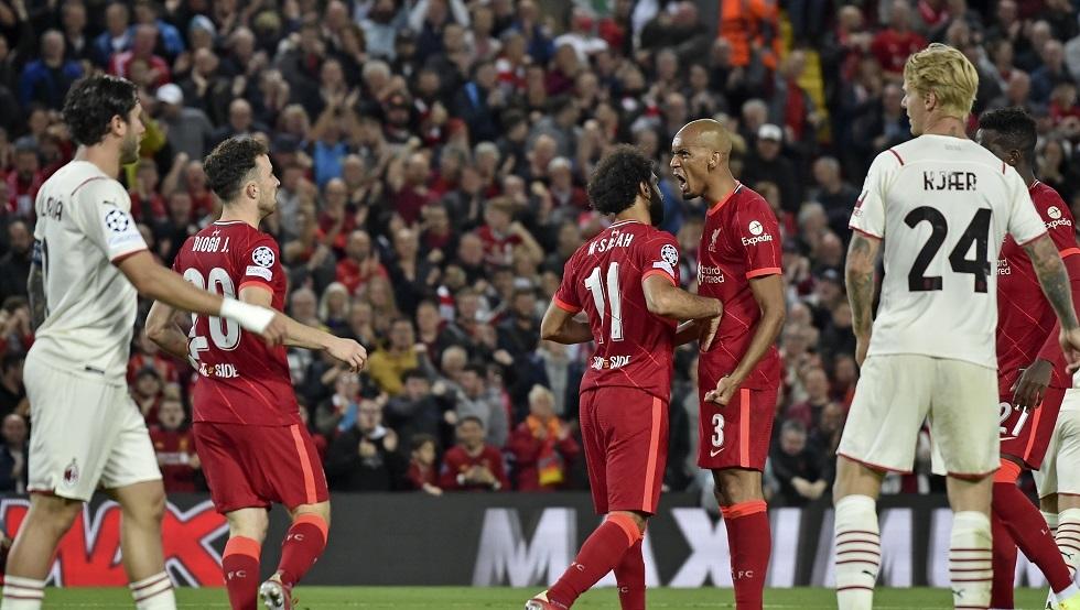 ليفربول يقهر ميلان (فيديو)