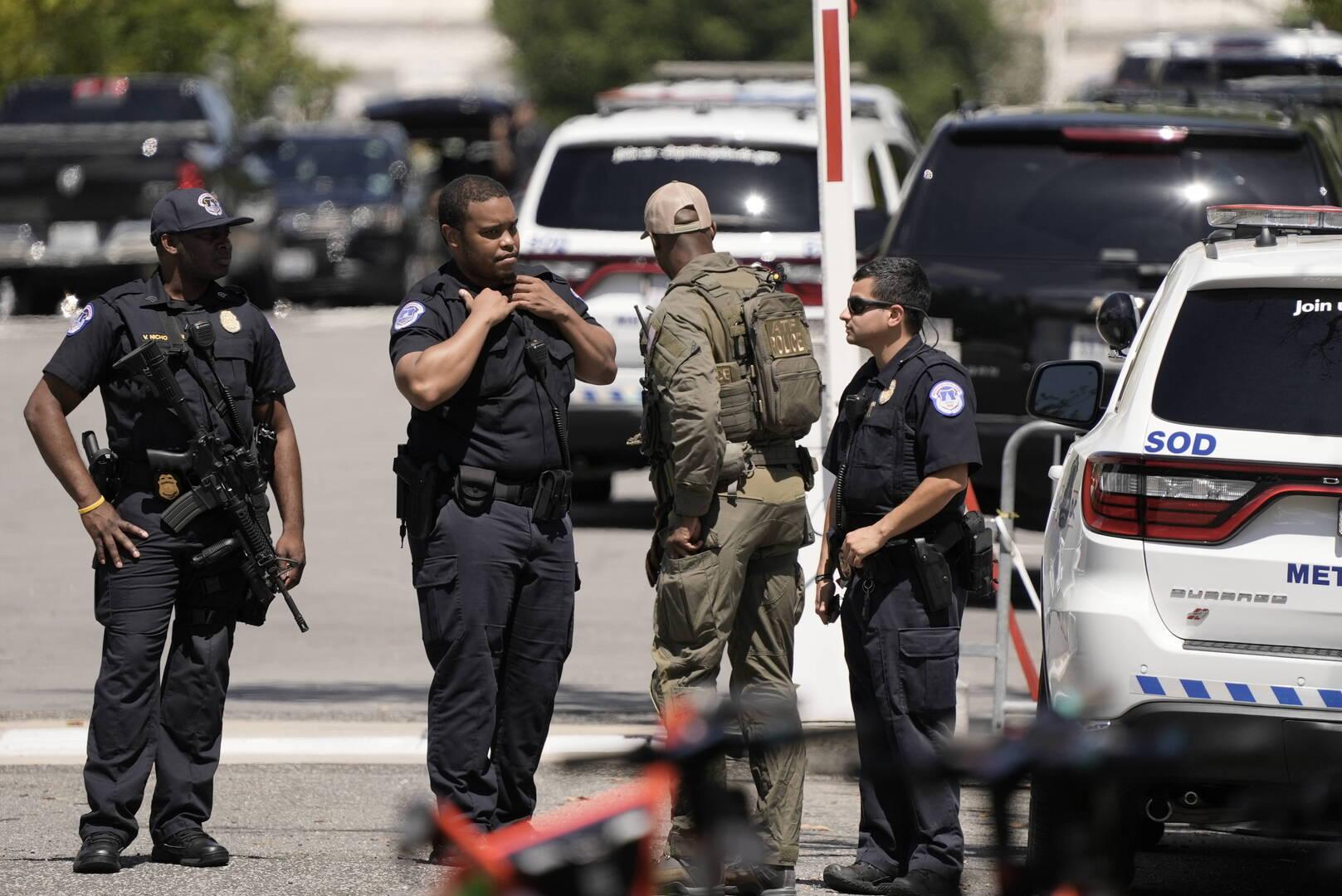 الشرطة الأمريكية تطلب مساعدة العسكريين للتعامل مع احتجاجات اليمين المتطرف