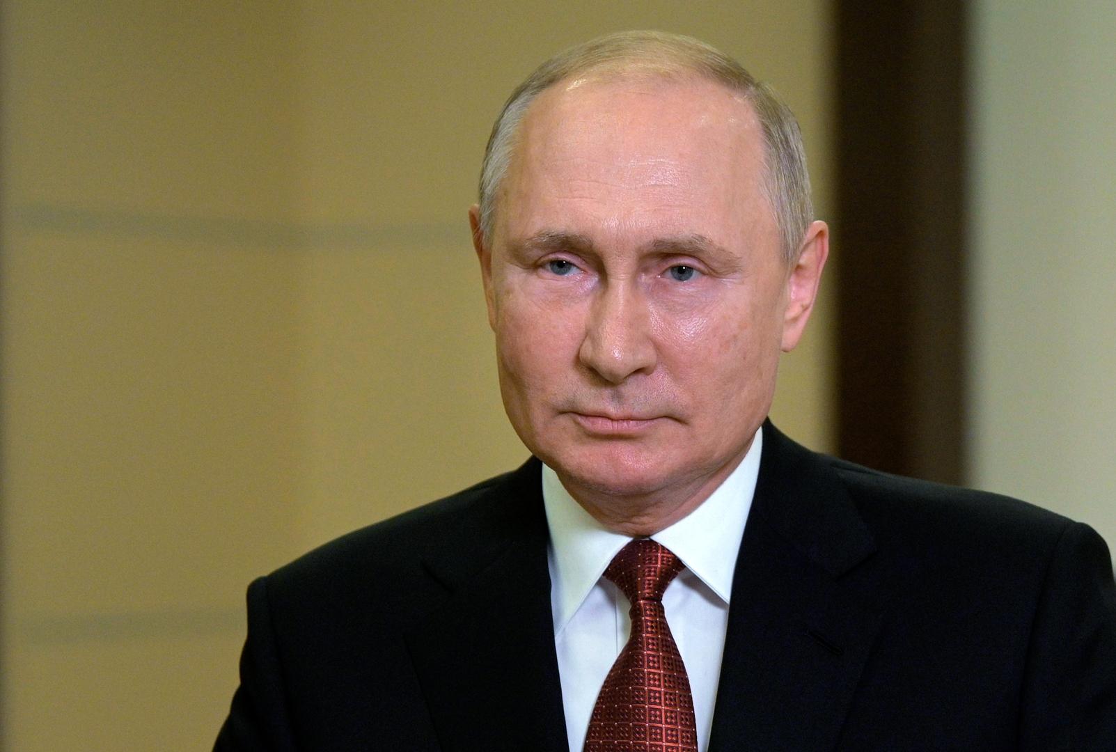 بوتين: انتخابات مجلس الدوما أهم حدث في حياة مجتمعنا