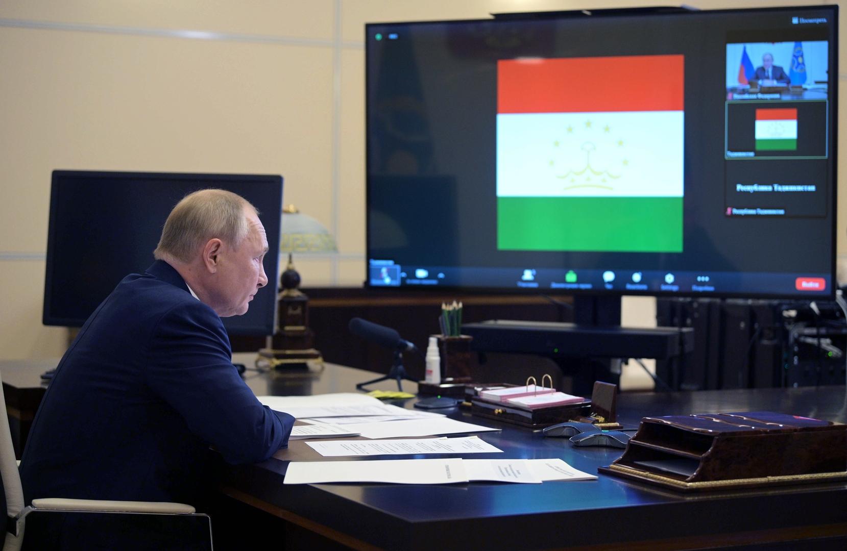 بوتين يكشف أسباب قراره بعزل نفسه