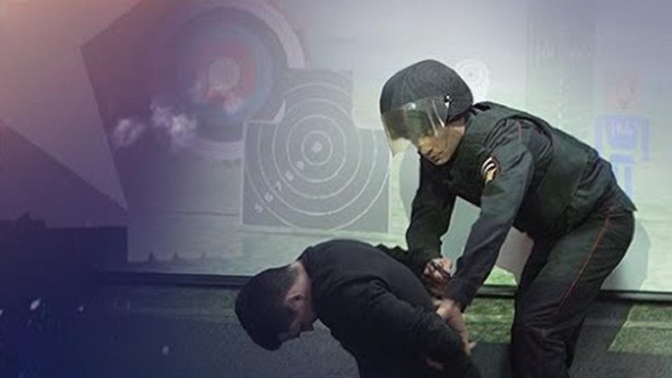 شرطة المدينة   معهد وزارة الداخلية (الجزء الأول)