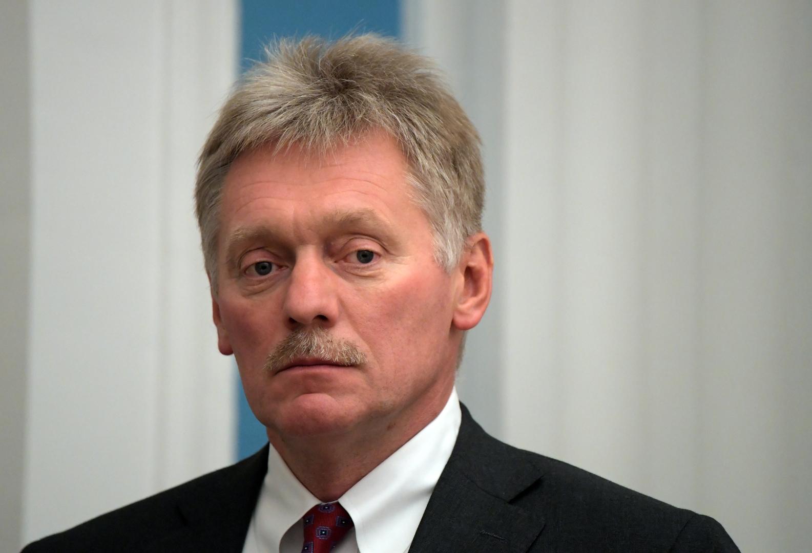 الكرملين يكشف عن الأشخاص المصابين بكورونا في محيط بوتين