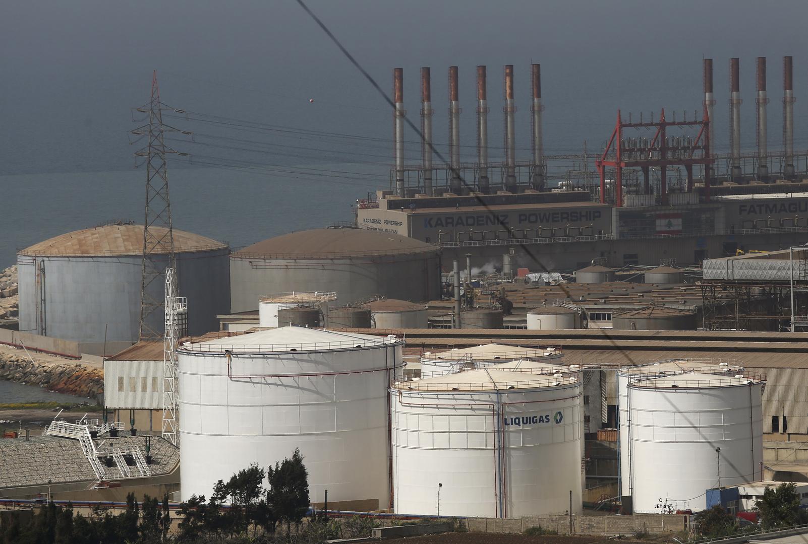 وصول الشحنة الأولى من الفيول العراقي إلى لبنان